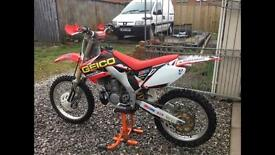Honda cr 250 03