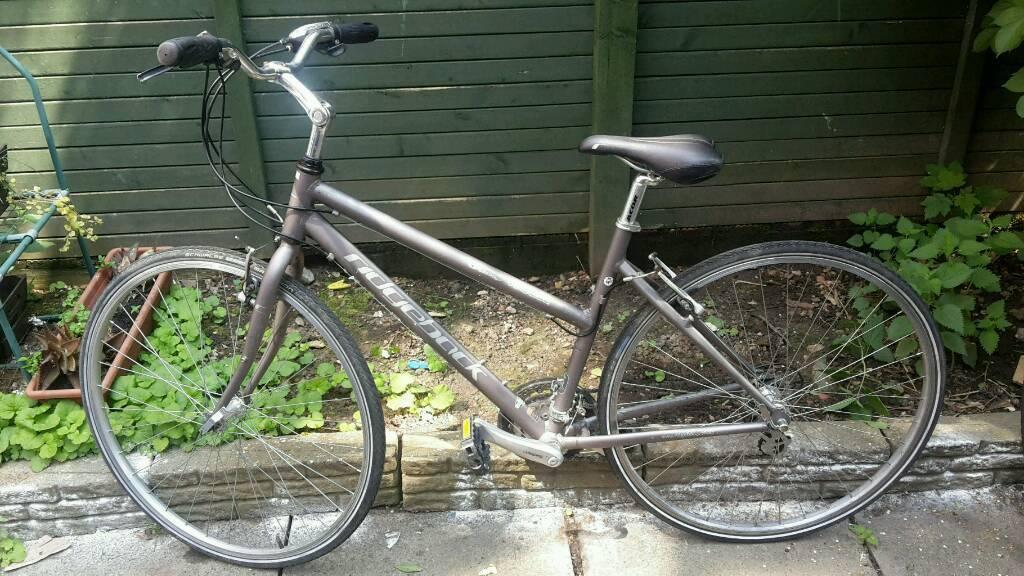 Bike ridgeback velocity bicycle