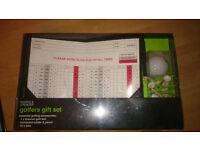 Golfers Gift Set