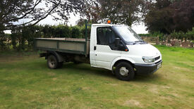2004 Ford Transit Tipper,