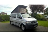 VW T5 T30 2.5TDI PD130 (AXD) 6 speed Tiptronic Reimo Campervan Camper