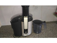 PHILIPS 700W JUICER – 2 LITRE – WITH ALL ACCESSORIES