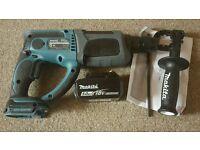 Makita 18v sds hammer drill DHR202Z