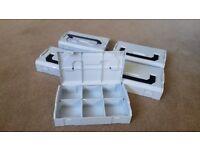 Sortimo L-BOXX mini toolboxes (5)
