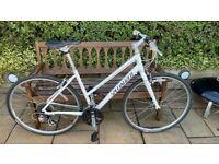 Specialized vita step-through hybrid bike