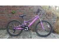 "Falcon Siren Junior Mountain Bike 24"""