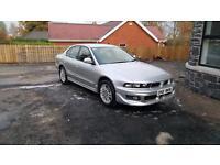 2002 Mitsubishi Galant 2.0 Petrol *Serious service history* cheap mot car van swap Audi BMW ford