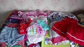 6-9 months clothes bundle - £8