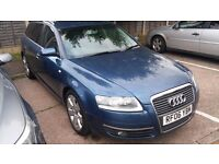 Audi a6 estate 2.7 tdi