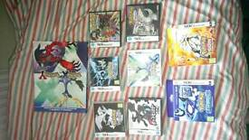 Pokemon DS and 3DS game bundle