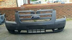 Ford Transit 2010 front bumper