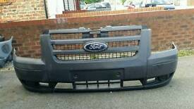 Ford Transit 2010 front bumper