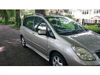 Toyota Verso T-spirit with built in Sat Nav