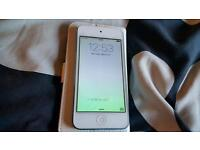 iPod touch 6 generation 32gb blue