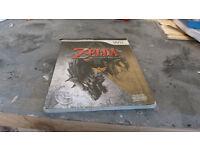 Legend of Zelda Twilight Princess Guidebook