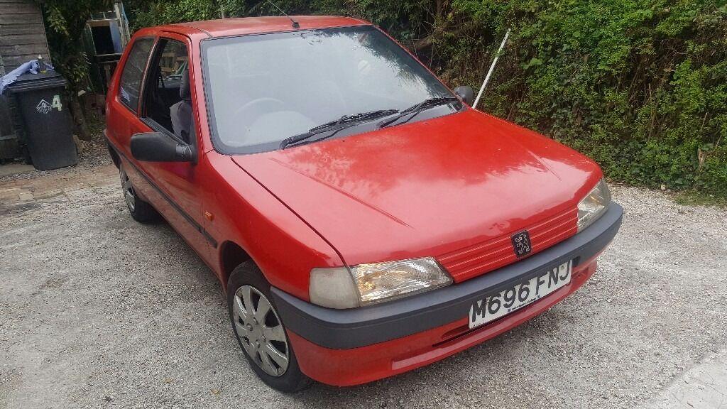 Car peugeot 106. New MOT | in Swanage, Dorset | Gumtree