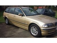 Bmw 1.8 touring manual recent new engine