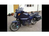 Bmw K 1100 LT body parts, panels, boxes and a lot more.