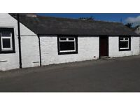 Two bedroom cottage to let in peaceful Ruthwell village
