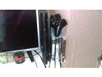 Ps3 with games (no hdmi or scart included)