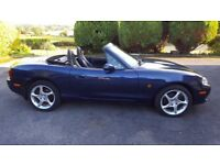 Mazda MX5 1.8 S-VT Sport roadster 6speed manual