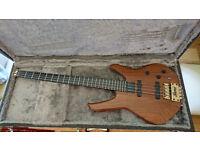 Status Headless 4 String Active Bass, Series 3000 (1988)