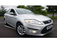 FORD MONDEO 2.0 TDCI ZETEC DIESEL JULY 12 NEW MODEL