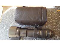 SIGMA DG 150-500mm 1:5-6.3 APO HSM
