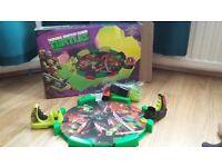 Teenage Mutant Ninja Turtles Rapid Fire Game