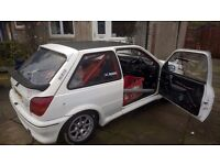 Fiesta rs turbo rolling shell