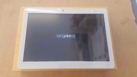 """10"""" ANDROID TABLET 3G WIFI UNLOCKED BRAND NEW WITH RECEIPT"""
