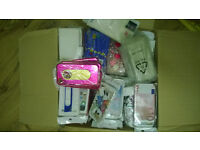 100pcs Joblot Wholesale For Old And New Mix Mobile Phone Cases IPHONE SAMSUNG SONY MOTO NOKIA £120