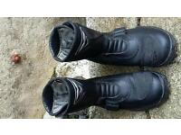 Motorcycle Boots accessories