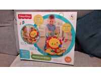Fisher Price musical lion baby walker NEW IN BOX