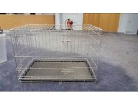 Large Puppy Cage in Excellent Condition