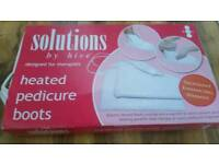 Hive Heated Booties
