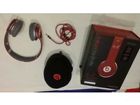 Dr beats red solo HD for a quick sale