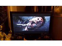 42 inch panasonic full HD 1080p 3d tv