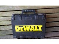 Dewalt 9.6 cordless drill / driver