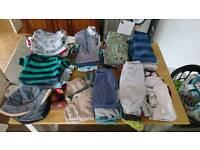 Boys Clothes Bundle 3-6 Months 50 Items