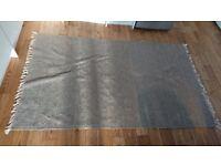 One Village wool rug 2m x 1.25 m