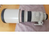 Canon 300 f2.8 is lens