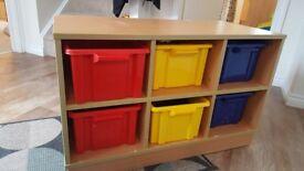 Children's storage units