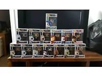 Pop vinyl figures assortment