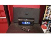 Sony Speaker/Radio Clock