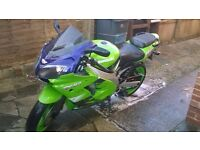 kawasaki zx9r great condition