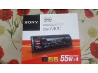 Sony dsx A40 ICE