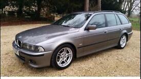 BMW E39 525i Sport Touring 2003 (53)