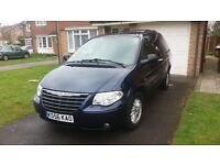 Chrysler Voyager for sale Excellent condition