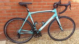 Bianchi Via Nirone with upgrades - Excellent Condition